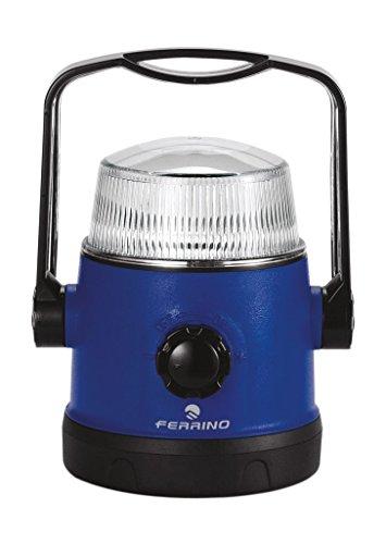 Ferrino New Maxi Zoom 78299 Homme Lampe Campeggio Bleu 20x10x10