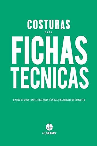 Costuras para Fichas Técnicas: Guía Visual para Producción de Indumentaria (2) (ABC Seams)