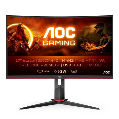 Aoc International -  Aoc Gaming Cq27G2U -