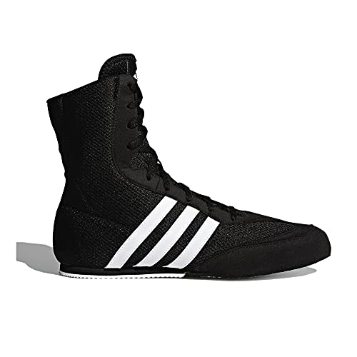 Adidas   Hog 2.0 Boxing Shoes   Non-Slip and Breathable Training Boots   For Boxing Bag Workouts