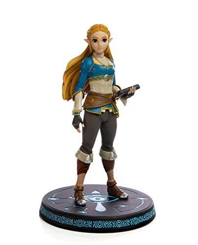 THE LEGEND OF ZELDA - Figur Statue - Breath of The Wild - Zelda - 25 cm