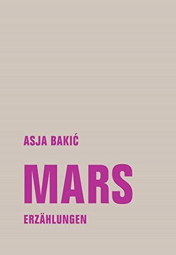 Mars: Erzählungen (kurze form kf 2)