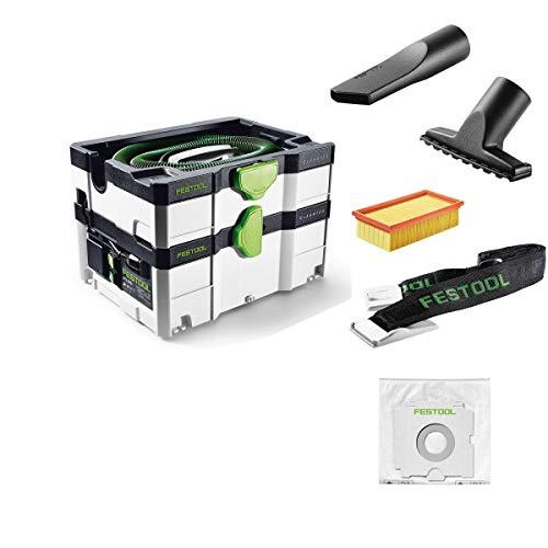 Festool CTL SYSEntstauber (schwarz, grün, weiß)