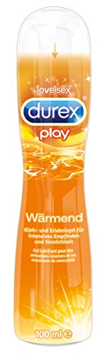 Durex Play wärmend 100 ml, 1er Pack (1 x 0.1 l)