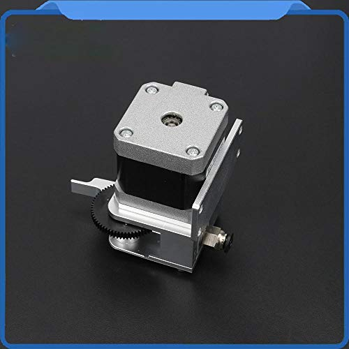 Silver All Metal Titan Aero Extruder 1.75mm for Prusa I3 MK2 3D Printer for Both Direct Drive and Bowden Mounting Bracket Photo #6
