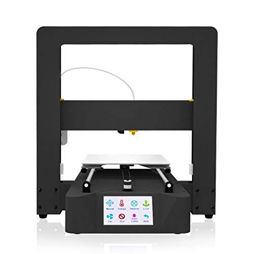 DM-DYJ Imprimante 3D Multifonctionnelle À Domicile, X6A Grande Taille DIY Haute Précision Niveau Bureau, Taille d'impression 220 * 220 * 220 Mm