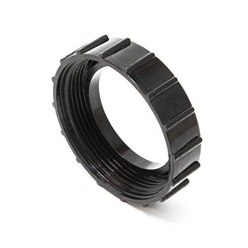 Wiltec Ersatzteil für Jebao Bio-Druckteichfilter ECF-15000 Schraubring-Überwurfmutter