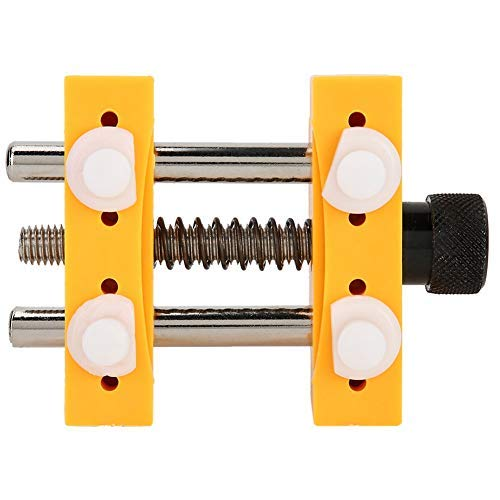 Soporte de Caja de Reloj rápido, Soporte de Apertura de Caja de Reloj, Herramienta de reparación de Reloj para fijación  Cubierta de Reloj de Apoyo con diámetro máximo Abierto - 80 mm