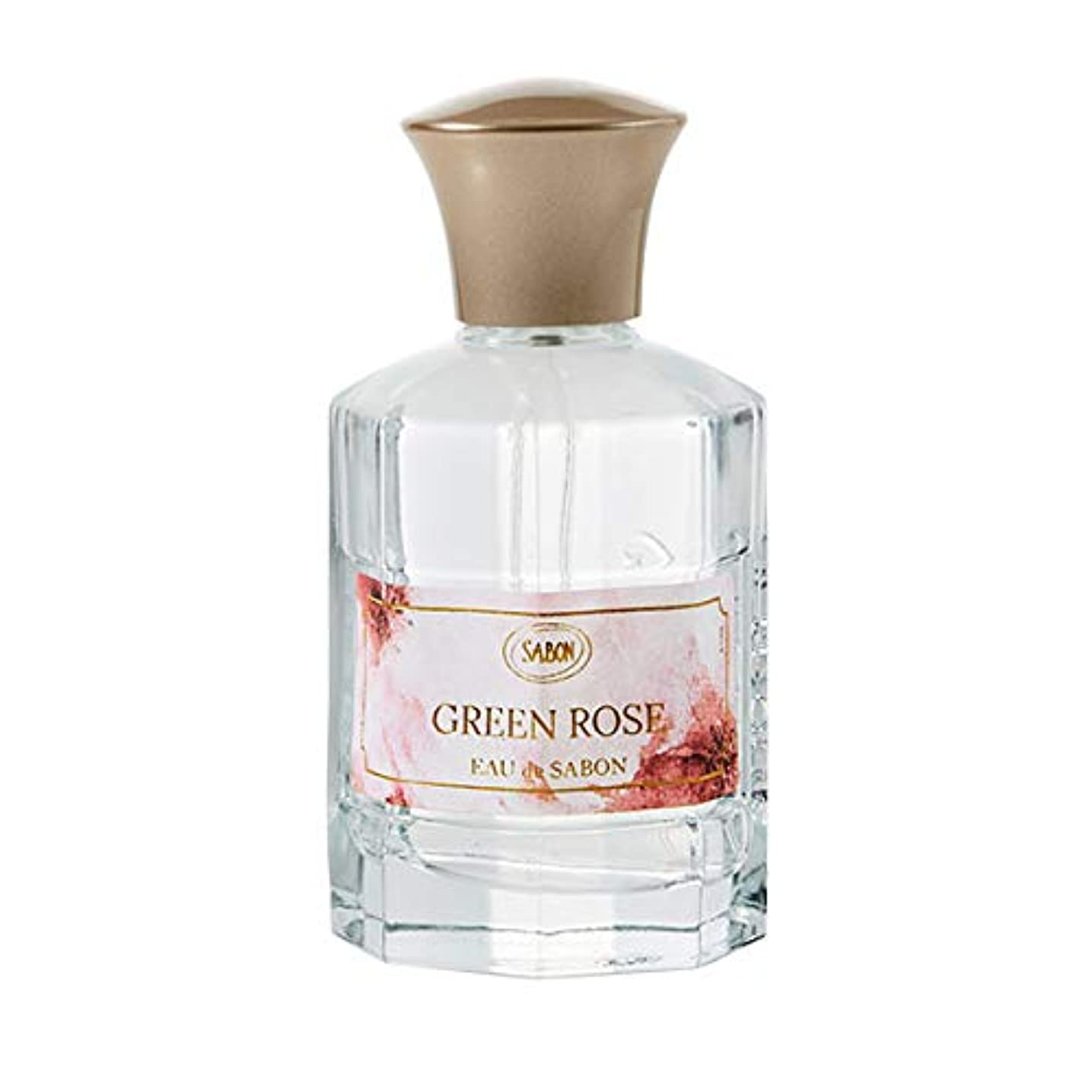 地元生き残り韻サボン SABON オー ドゥ サボン グリーンローズ ( GREEN ROSE ) 80ml オードトワレ フレグランス 香水 パフューム デイリーパフューム