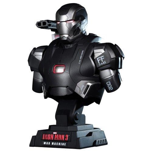 Hot Toys - Htb10 - Figurine - Cinéma - Iron Man 3 - War Machine - Echelle 1/4