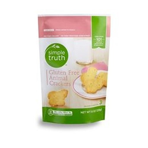 Simple Truth Gluten Free Animals Crackers (Pack of 3)
