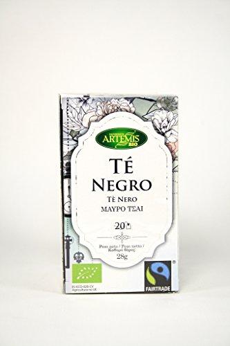 Artemisbio Te Noir (Engels Breakfast) Eco 20 filters Tes Seleccion Artemisbio 200 g