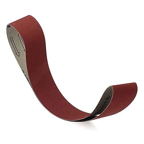 Cinta de lijado de 40 mm de velocidad para lijadora de banda de lijado de la máquina de lijado para abrasivos eléctricos variables herramienta de molienda para herramientas domésticas