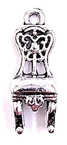 H-Customs stoel stoel antieke zitting hanger kettinghanger knutselbenodigdheden sieraden
