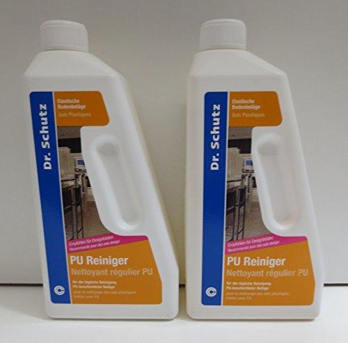 Dr. Schutz Spar-Set 2x PU-Reiniger 750 ml Pflegemittel Reinigung by Geizhaus24