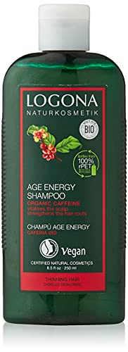 Logona Champu Age Energy Cafeina 250 ml