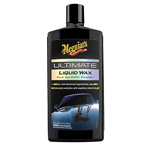 Meguiar's G18220 Ultimate Liquid Wax, 20 oz