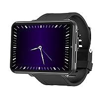 prasku BluetoothスマートウォッチMultifunionGPS腕時計モーショントラッキングギフト - 1 + 16Gブラック