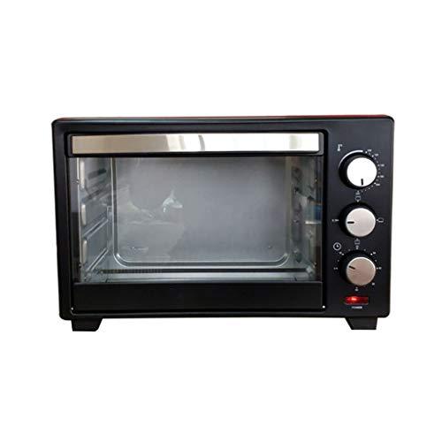 ZXYZZ Oven-hoofdbak-automatische kleine broodtrommel multifunctionele taart van de oven kleine 25 l hoofdoven veiligheids-hoog kan braadkippetje doen
