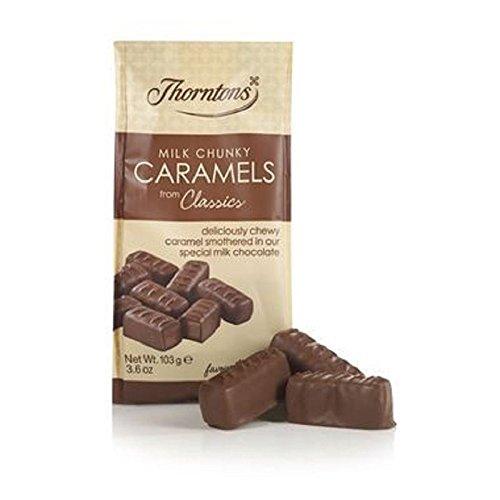 Thorntons Classici Milk Bag Caramel (103g) (Confezione da 2)