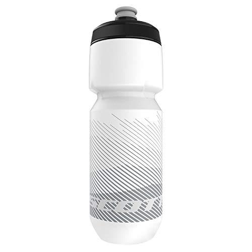 Scott Corporate G4 Fahrrad Trinkflasche weiß 0.80L