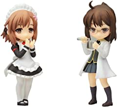 Phat! - Boku wa Tomodachi ga Sukunai pack statuettes PVC Rika Shiguma & by pHat55