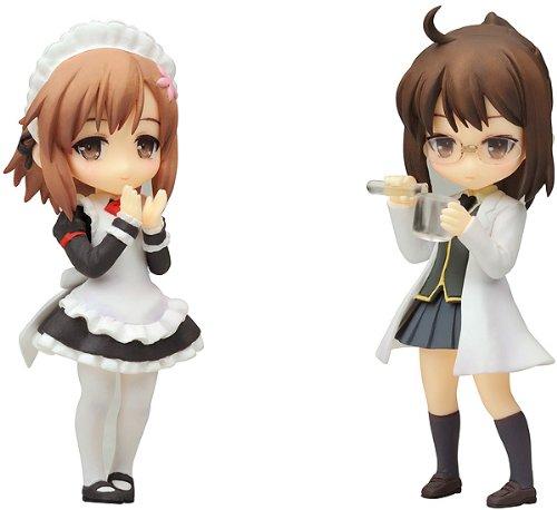 Boku wa Tomodachi Ga Sukunai: Shiguma Rika & Kusunoki Yukimura Twin Pack figurine Set (2 pieces)
