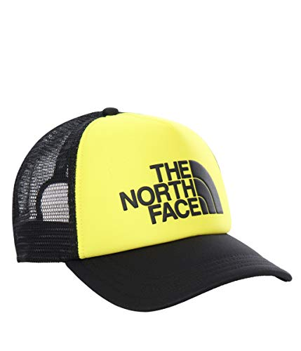 THE NORTH FACE Unisex Trucker Cap TNF Logo, Größe:one Size, Farbe:TNF Black/TNF Lemon