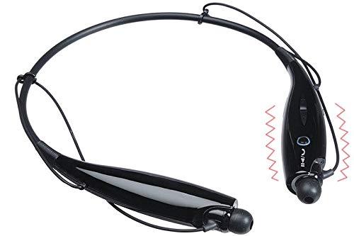 Rocketkart Wireless in-Ear Earbuds, Headphones for OnePlus 8, 7T, Redmi Note 9 Pro, Mi Note 8 Pro, Mi 8A Dual, K20 Pro, Mi Note 7 Pro, Y1, Y2, Y3, Mi A1, A2, A3, Redmi Note 5 Pro, A21s, M30, Poco X2