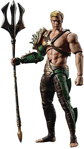 Hiya Toys Injustice 2: Aquaman 1: 18 Scale Action Figure, Multicolor