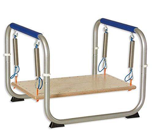 """Pedo® Stabilizzatore """"Sport"""" Limited Edition I Tavola a molla per equilibrio I Balance Board I coordinazione I Propriozeption"""