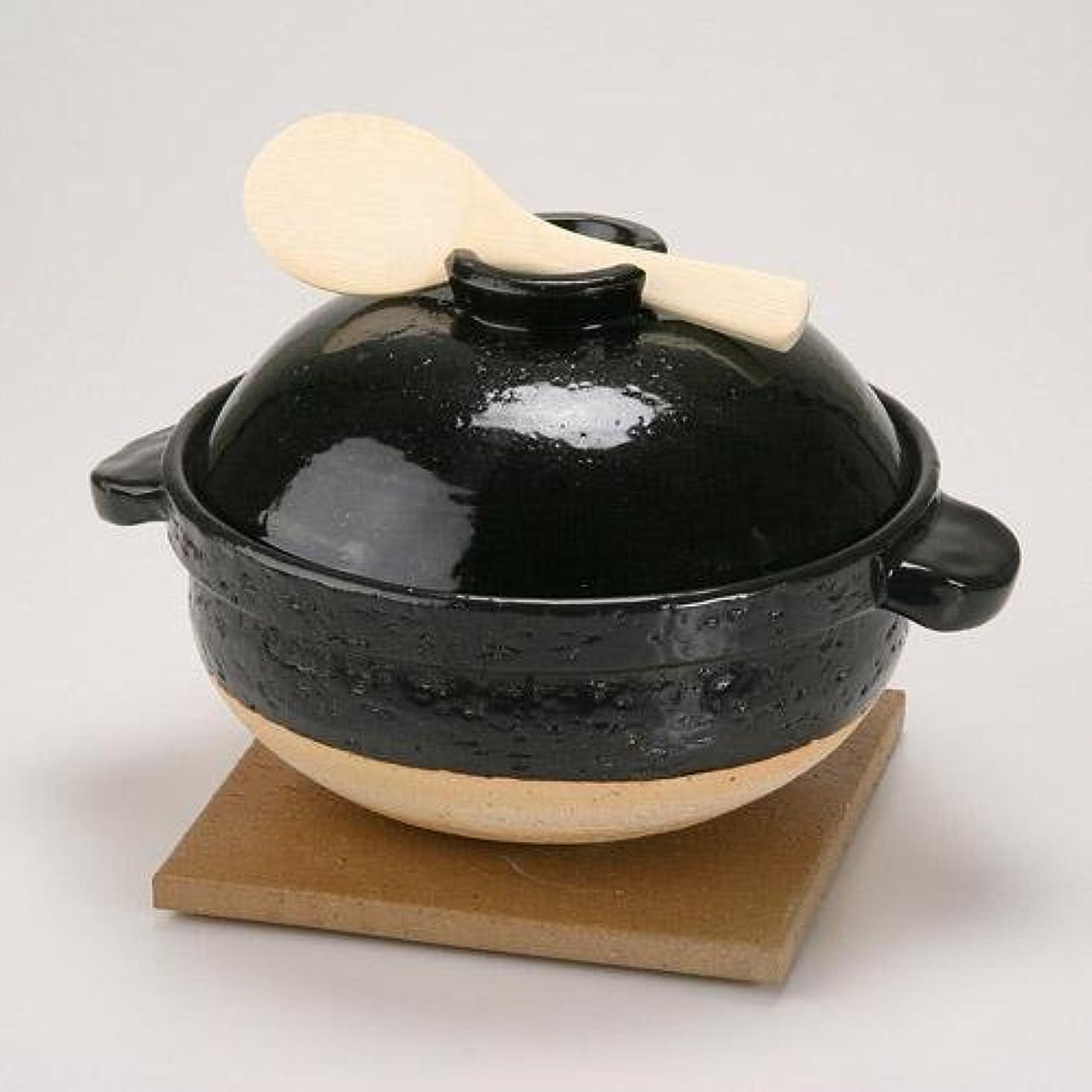 ジェム空予知日本製(伊賀焼)長谷園かまどさん2合炊き テレビで紹介されました。
