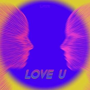 Love U (Retrowave Mix)