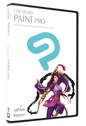 Clip Studio Paint Pro (Manga Studio)