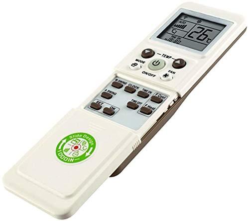 Telecomando Universale per Climatizzatore Condizionatore con slitta 1000 codici per tutti i condizionatori