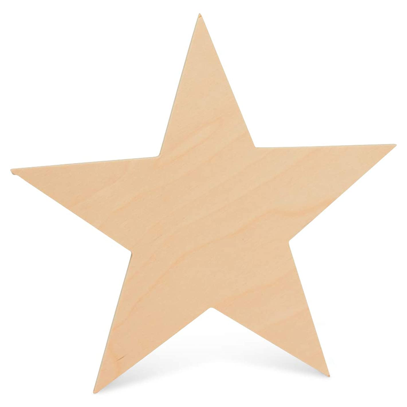 Wooden Star Shapes| 10