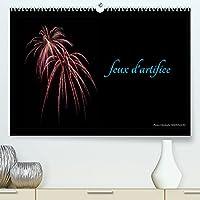 Feux d'artifice (Premium, hochwertiger DIN A2 Wandkalender 2022, Kunstdruck in Hochglanz): Photographies d'art pyrotechnique (Calendrier mensuel, 14 Pages )