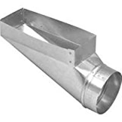 """Imperial GV0650 Duct End Boot, 3-1/4"""" x 10"""" x 4"""""""