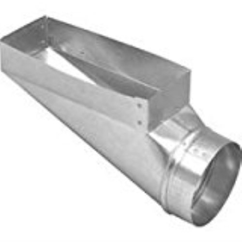 Imperial GV0650 Duct End Boot, 3-1/4' x 10' x 4'