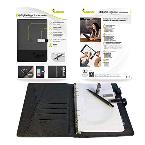Leicke Cuaderno multifuncional con...