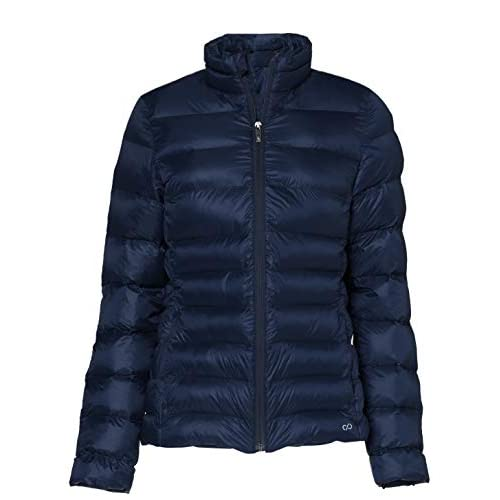 CARE OF by PUMA Women's Funnel Neck Puffer Jacket
