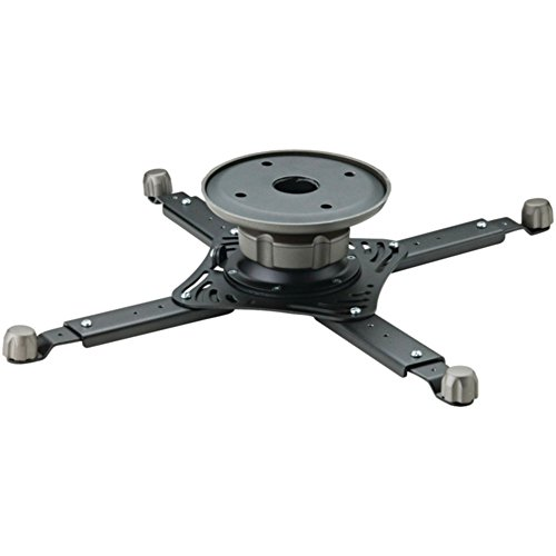 OmniMount 3N1PJTB Universal Projector Mount Black Holds up to 40 lbs Anti-Theft Consumer Electronics Accessories