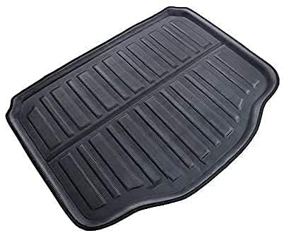 DVSWRB Coche Goma Alfombrillas Maletero para Opel Vauxhall Mokka X 2013 2014 2015 2016-2019, Impermeable Antislip Antisuciedad Boot Liner Mat Protectora Alfombra Accesorios Alfombrilla