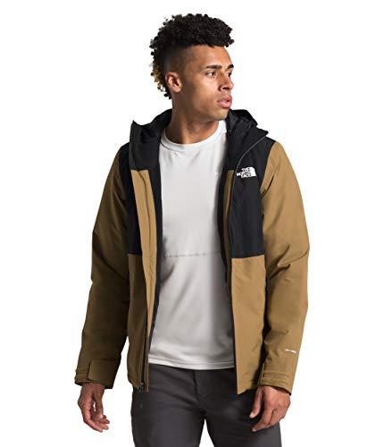 The North Face Inlux Insulated Jacket British Khaki/TNF Black LG