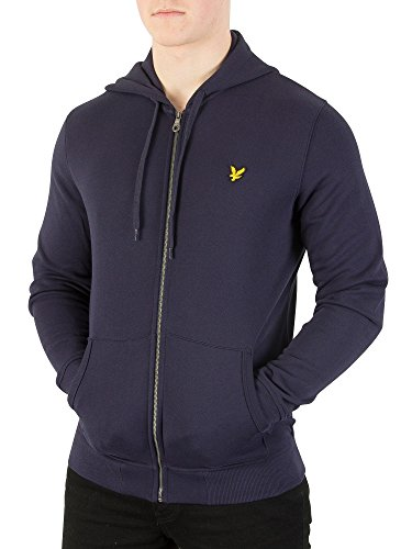 Lyle & Scott Herren Mid Layers Sweatshirt, blau (Marineblau), XS