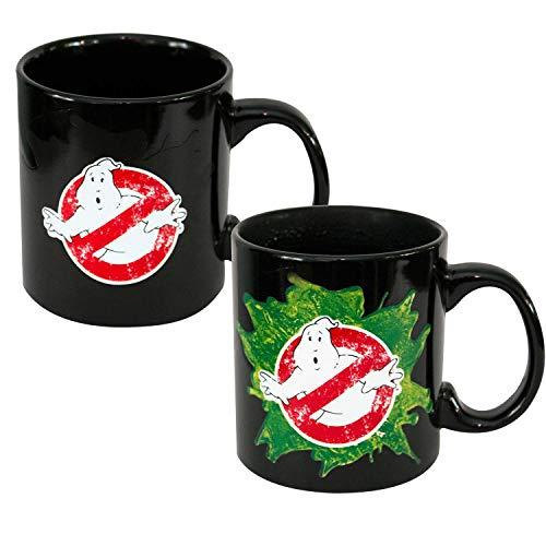 Ghostbusters Logo Color Change Mug