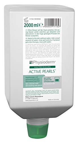 Physioderm Active Pearls 2000 ml
