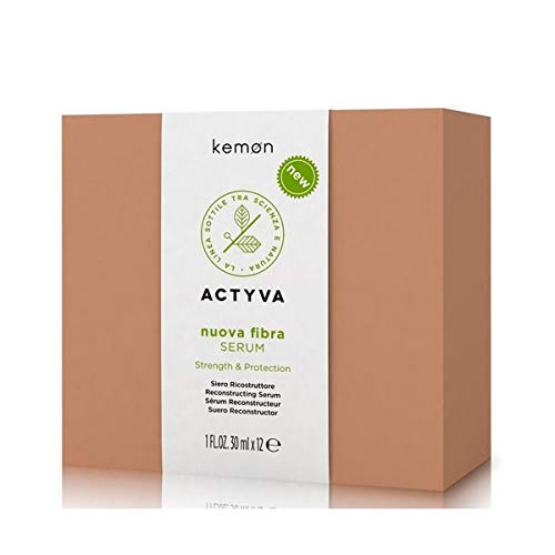 Actyva nouvelle fibre Serum Strenght & protection
