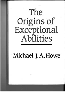 The origins of exceptional abilities