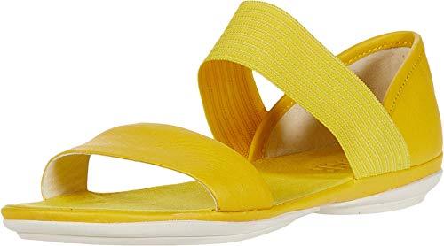 Camper Right Nina Medium Yellow 21735-067 - EU 37
